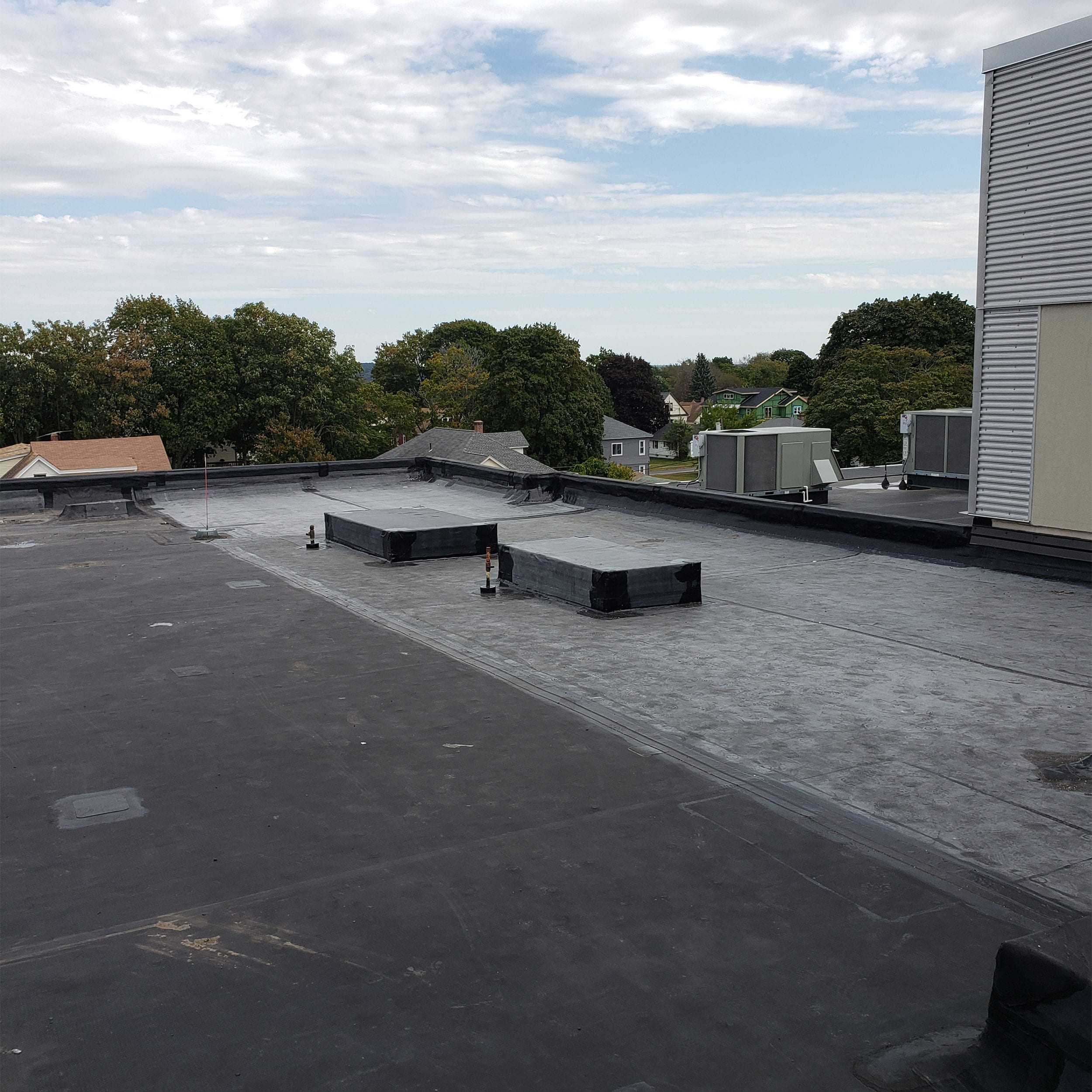EPDM Commercial Roof